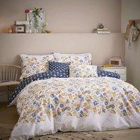 Park Meadow Multi King Size Duvet Cover Set Bedding - Cath Kidston