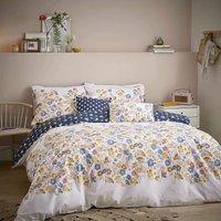 Park Meadow Multi Super King Size Duvet Cover Set Bedding - Cath Kidston