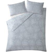 Washed Rose Grey Floral Duvet Cover Set Super King Duvet Cover - Cath Kidston