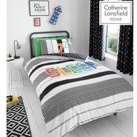 Sleep Glow In The Dark Duvet Cover Set Single Bed Set - Catherine Lansfield
