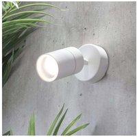 CGC White Adjustable Spotlight Wall Ceiling Light Outdoor Indoor Spot Light Garden Porch Patio - CGC LIGHTING
