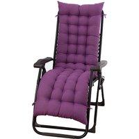 Drillpro - Chaise Lounger Cushion (Purple)
