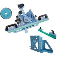 Chamfer Machine Sigma Jolly Edge Tiling Bevel 37A2D + Fixing Kit 37C