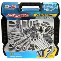 CHL39053 Mechanics Tool Set 171 Piece - Channellock