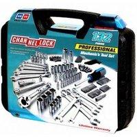 CHL39067 Mechanics Tool Set 132 Piece - Channellock
