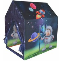 Charles Bentley Astronaut/Space/Planets Play Tent/Wendy House/Garden Playhouse/Den