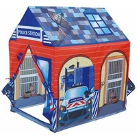 Charles Bentley Police Station/Policeman Play Tent/Wendy House/Garden Playhouse/Den
