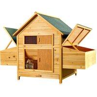 chicken house chicken coop free-range enclosure rabbit hutch - MUCOLA