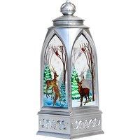 Christmas LEDs Fairy Lights Warm White Desk Decorative Lights Snowman Elk Shaped Hanging Lighting for Wedding Party Christmas Halloween Garden Patio