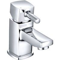 Cloakroom Basin Sink Mixer Tap Chrome Modern Bathroom Faucet - NRG