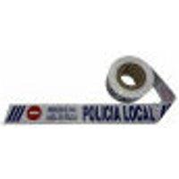 """Cinta de balizamiento: """"Policía Local"""""""
