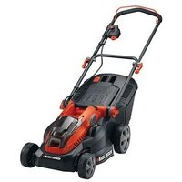 CLM3820L2 Cordless Lawnmower 2 x 36 Volt 2.0Ah Li-Ion - Blackanddecker - BLACK and DECKER
