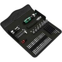 Wera 5135939001 Kraftform Kompakt H1 Wood Tool Set 41 Piece
