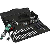 WER135939 Kraftform Kompakt H1 Wood Tool Set 41 Piece - Wera