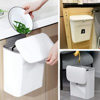 Bearsu - Compost Bin Indoor Kitchen Sealed with lid for Food