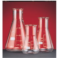Conical Flask Wide Neck 5 0ML 1140/02M (Single) - Pyrex