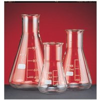 Pyrex Conical Flask Wide Neck 2 50ML 1140/08D (10)