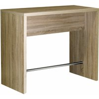 Copac Danish Made Black Home Bar Black,White Or Oak Oak