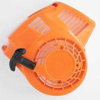 Coperchio Motorino Ventilatore 26Cc 2T Orange -Ricambio Greencut