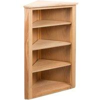 Corner Shelf 59x36x100 cm Solid Oak Wood11649-Serial number