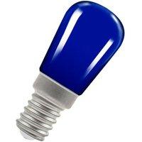 Lamps LED Pygmy 1.3W SES-E14 Coloured IP65 (15W Equivalent) Blue SES Small Screw E14 Sign Festoon Outdoor Light Bulb - Crompton