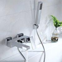 Neshome - CUBE BATH SHOWER MIXER