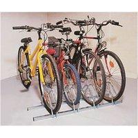 Cycle Rack 4-Bike Capacity Alumin 309714 - SBY05669