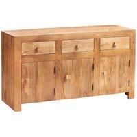 Verty Furniture - Dakota Light Mango Large Sideboard - Light Wood