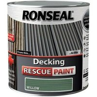 37453 Decking Rescue Paint Willow 2.5 Litre - Ronseal