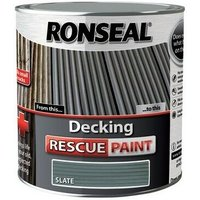 37454 Decking Rescue Paint Slate 2.5 Litre - Ronseal