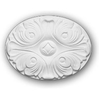 Decorative Element 154008 Profhome Door surround timeless classic design white