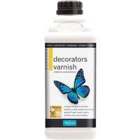 Polyvine - Decorators Varnish - Gloss - 1 LITRE