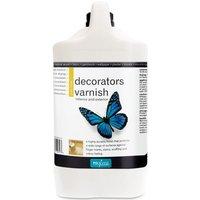 Decorators Varnish - Gloss - 4 LITRE - Polyvine