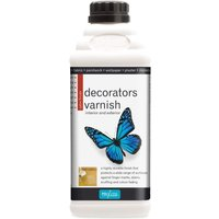 Decorators Varnish - Satin - 2 LITRE - Polyvine
