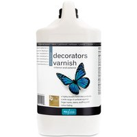 Polyvine - Decorators Varnish - Dead Flat - 4 LITRE