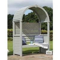 Cheshire Arbours+gazebos+arches(r) - Deluxe Modena Arbour