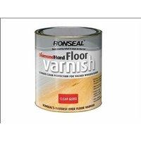 Diamond Hard Floor Varnish Gloss 2,5 Litre (RSLDHFVG25L)