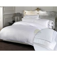 Dorchester 1000 Thread Count 100% Cotton White Duvet cover Hotel quality - King