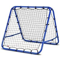 Double-sided Football Pro Rebounder Net Training Adjustable