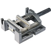64585 100mm 3 Way Drill Press Vice - Draper