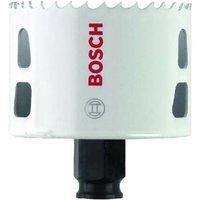 Bosch Hole Saw Cutter Bit - HSS Plastic Wood Bi-Metal - 64mm