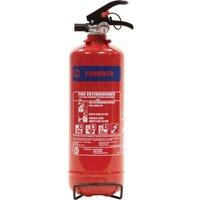 MP2 Dry Powder Fire Extinguisher - 2KG - Moyne Roberts