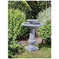 Duck Family Fountain Solar Waterfall