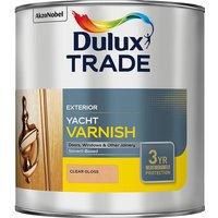 Dulux Valentine - Dulux Trade Weathershield Yacht Varnish 2.5L