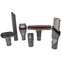 Ufixt - Dyson Vacuum Cleaner Complete Tool Accessories Set Fits DC19 DC19 T2 and DC20
