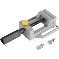 and Eacute; tau for Drill and agrave; Fixed Aluminum Alloy Column Carving Tool Jewelry Craft Clamp Bench Set