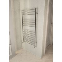 Eastbrook Violla Polished Stainless Steel Heated Towel Rail 1630mm x 500mm Electric Only - Standard