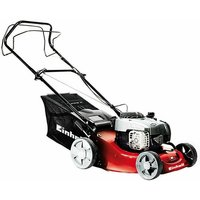 Einhell EINGCPM46BS GC-PM 46/1 S BandS Self Propelled Lawnmower Petrol 46cm 125cc 4 Stroke