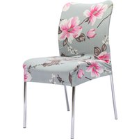 Mohoo - Elastic Slipcover Cover Chair Cover Hotel Restaurant Living Room Decoration A