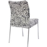 Elastic Slipcover Cover Chair Cover Hotel Restaurant Living Room Decoration C - MOHOO